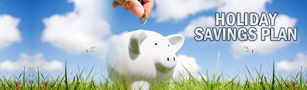 Holidays Savings Plan
