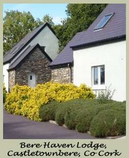 Bere Haven Lodge Castletownbere, Holiday Home in Kerry