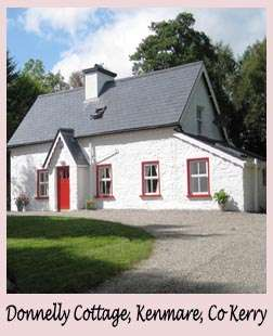 holiday home Kenmare, Co Kerry