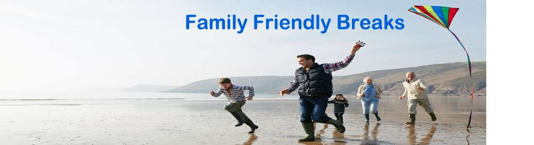 Family friendly holidays - West Coast Holidays