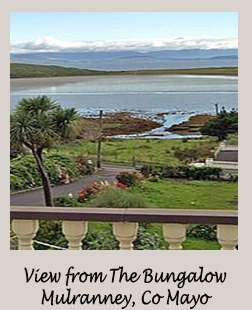 Mulraney Co Mayo, Bungalow Mulranney Co Mayo Accommodation